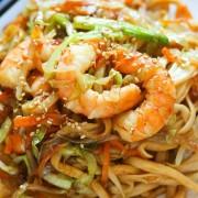 Japanese-Style Seafood wtih Fried Udon - Tsim Sha Tsui