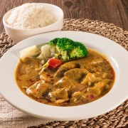 Beef Brisket Curry with Rice - approx. 7lbs - Tsim Sha Tsui