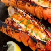 Baked Lobster with Mozzarella Cheese Cream Sauce - Tsim Sha Tsui