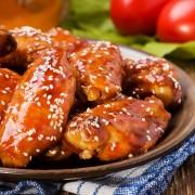 Swiss Sauce Chicken Wings - approx. 4lbs - Tsim Sha Tsui