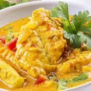 Deep Sea Fish Fillets Curry - Tsim Sha Tsui