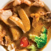 Pork Chop or Chicken Steak Curry - Tsim Sha Tsui