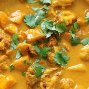 Potato and Assorted Vegetables Curry - Tsim Sha Tsui