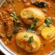 Mixed Vegetables and Egg Curry  - Tsim Sha Tsui