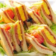 Club Sandwich -  Tsim Sha Tsui