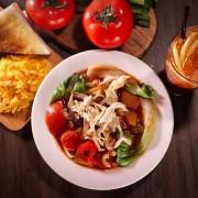 Tomato Soup Noodle Set - Tsim Sha Tsui