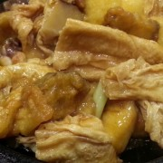 Fish Fillet and Bean Curd Sheet in Oyster Sauce - Tsim Sha Tsui