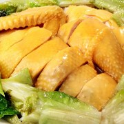 Chicken & Stewed Vegetable in Supreme Soup - Tsim Sha Tsui